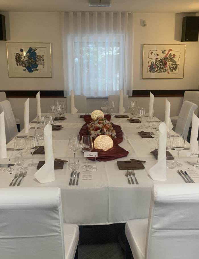 Premium culinary in hotel Villa Nena Kranjska Gora